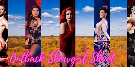 OUTBACK SHOWGIRL SHOOT - Perth International Burlesque Festival Roadshow tickets
