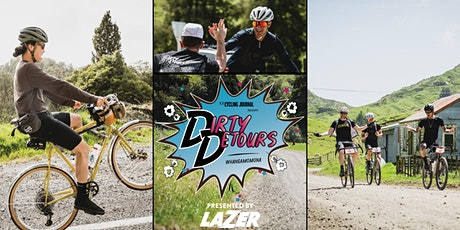 Dirty Detours: Whangamomona Presented by Lazer tickets