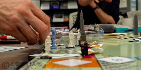 Board Game Design Workshop & Competition with The People's Meeple tickets