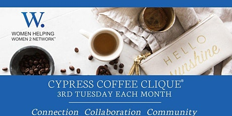 WHW2N Cypress Coffee Clique® tickets