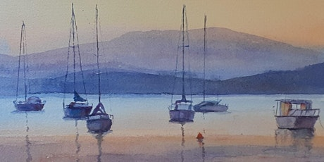 TAG Gallery Workshop Watercolour - Boats and the Sea tickets