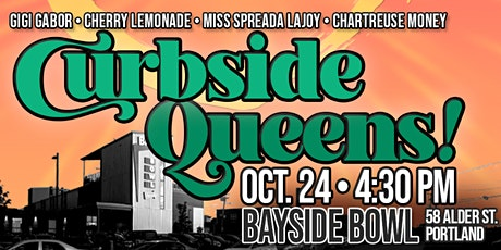 Curbside Queens: An Outdoor Drag Show tickets