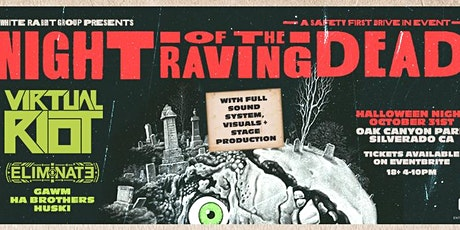 Night of the Raving Dead tickets
