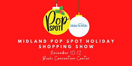 Midland Pop Spot Holiday Shopping Party tickets