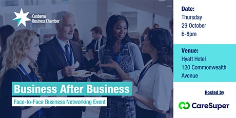 Business After Business Networking tickets