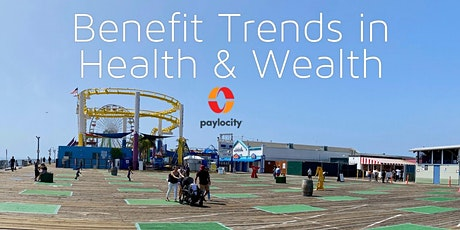 Benefit Trends in Health & Wealth tickets