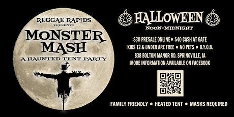Monster Mash tickets