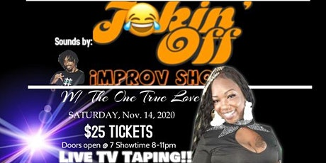Joking Off! tickets