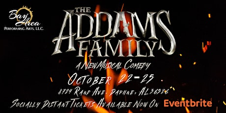 [SOLD OUT]The Addams Family at Bay Area Performing Arts tickets