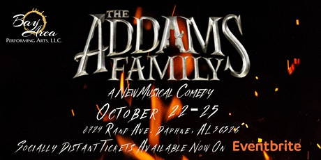 [SOLD OUT] The Addams Family at Bay Area Performing Arts tickets