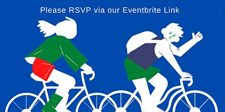 Health and Wellness (Social)ly Distanced Ride tickets