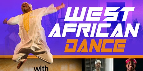 West African Dance with McDaniel Roberts tickets