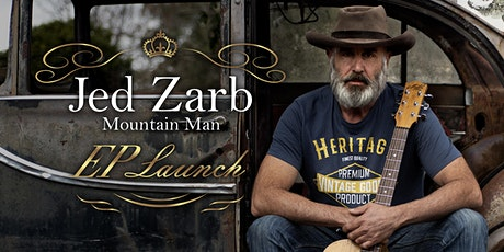 Jed Zarb - Mountain Man EP Launch tickets