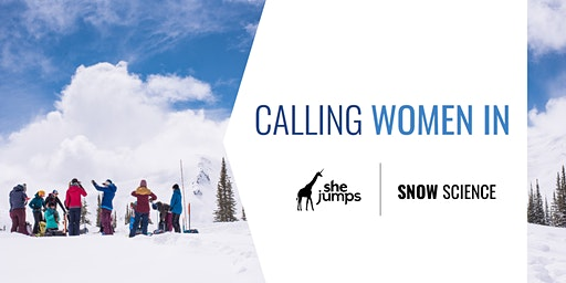 Calling Women In: Snow Science Virtual Panel Event