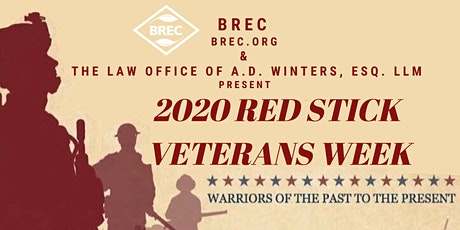 2020 RED STICK VETERANS WEEK tickets