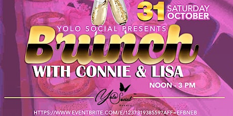 Brunch With Connie & Lisa tickets