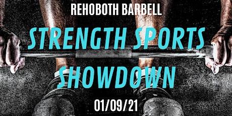 Strength Sports Showdown tickets