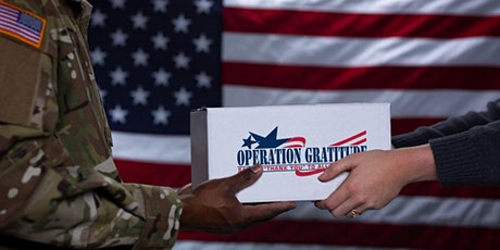 Operation Gratitude: Cards for Soldiers tickets
