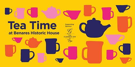 Live History presents a Mystery Tea tickets