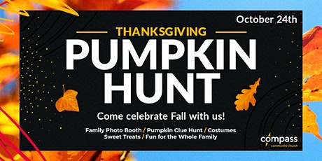 Thanksgiving Pumpkin Hunt tickets