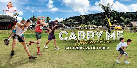 Carry Me Obstacle Run | กิจกรรมแบกคนวิ่งวิบาก Tickets
