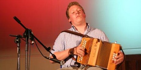 RtLT Fest: Button Accordion Workshop - Inter/Advanced level - Cormac Murphy tickets