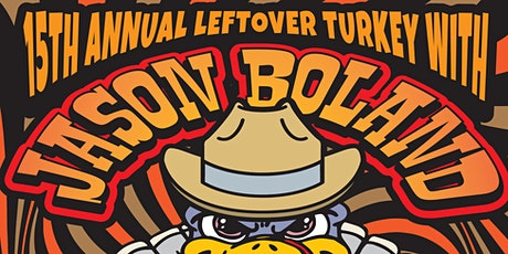 15th Annual Leftover Turkey tickets