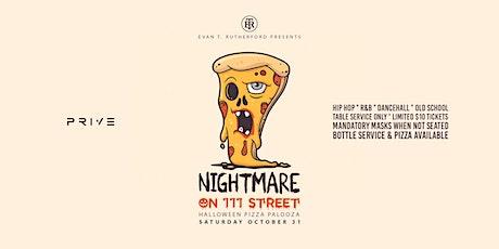 Nightmare On 111 Street! Halloween PIZZA Party! tickets
