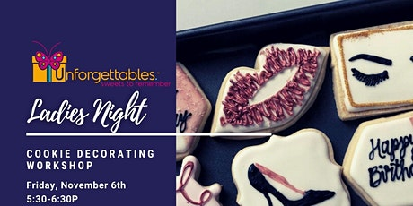 Ladies  Night Out-Baking Style tickets