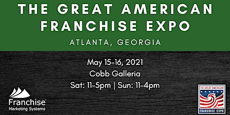The Great American Franchise Expo | Atlanta, Georgia tickets