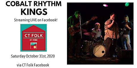 CT Folk at Home: Cobalt Rhythm Kings tickets