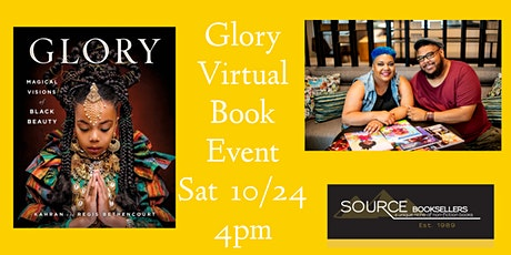 GLORY : Magical Visions of Black Beauty Book Event tickets