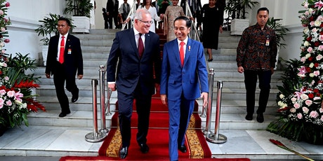 Indo-Aust: Navigating the Geopolitics of the Indo-Pacific Post COVID-19 tickets
