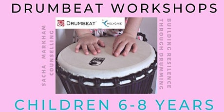 DRUMBEAT Workshops, Children aged  6-8 Years tickets