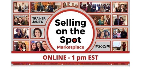 Selling on the Spot Marketplace - Affiliate / Passive Income Opportunities tickets