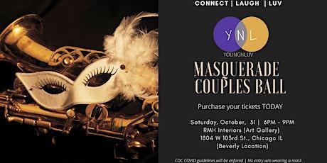 Youngnluv's Masquerade Couples Ball tickets