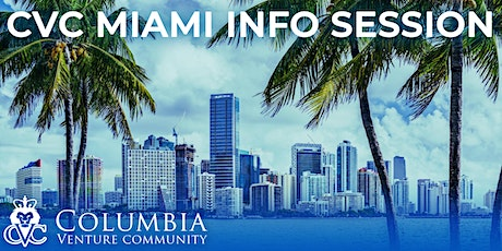 CVC Miami Info Session: Overview of Fall Events & Programming tickets