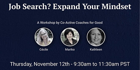 Job Search? Expand Your Mindset tickets