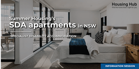 Summer Housing NSW Projects Information Session tickets