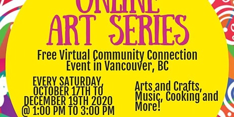 Online Art Series tickets