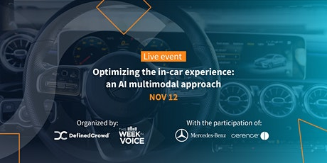 Optimizing The In-Car Experience: An AI Multi-Modal Approach tickets