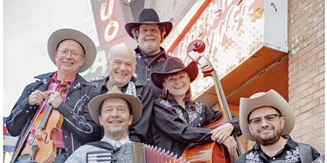 Honky-Tonk Jump The Texas Swing Music of Bob Wills tickets