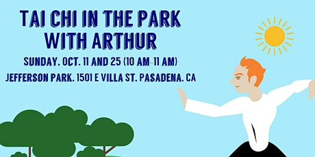 Tai-Chi  In the Park tickets
