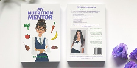 MY NUTRITION MENTOR Book Launch tickets