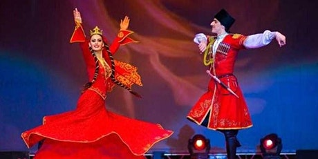 Learn the Persian Dance tickets