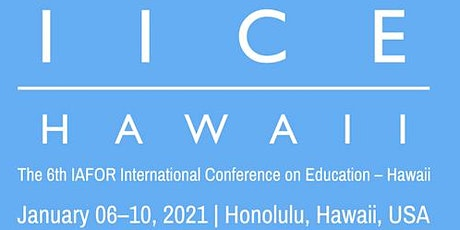 The 6th IAFOR International Conference on Education – Hawaii tickets