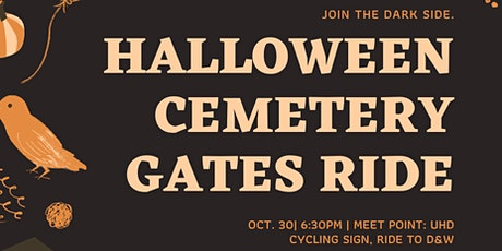 Cemetary Ride with EEBR tickets