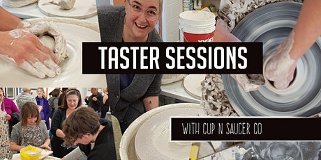 Taster Session 2 with CupnSaucer Co tickets