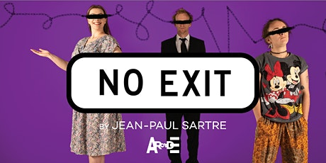 No Exit by by Jean-Paul Sartre tickets