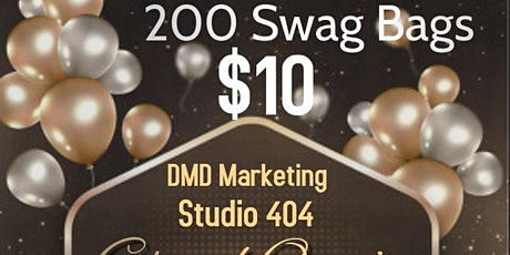 Vendors Wanted for Swag Bags tickets
